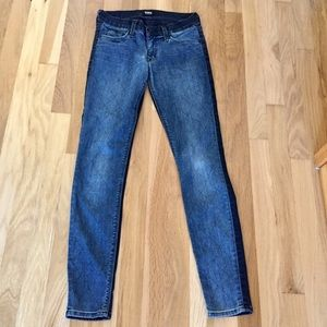 Hudson Two Tone Jeans